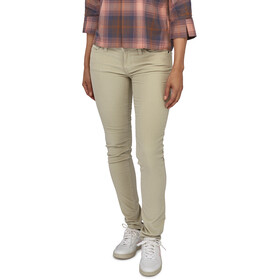 Patagonia Fitted Corduroy Pantalones Mujer, pelican